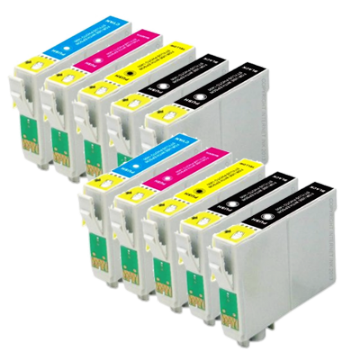 Epson 29XL T2991 - T2994XL Twin Refurbished Pack Inks - 8 Inks - Free UK Delivery